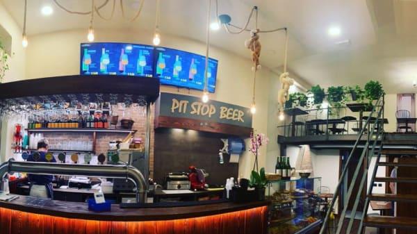 Pitstopbeer Milano, Milan