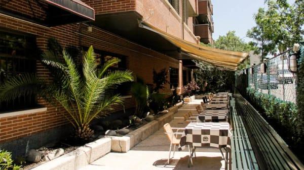terraza - Tony Roma´s - Federico Rubio, Madrid