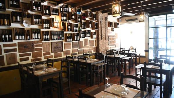 Restaurante Don Tasko, Castelo Branco