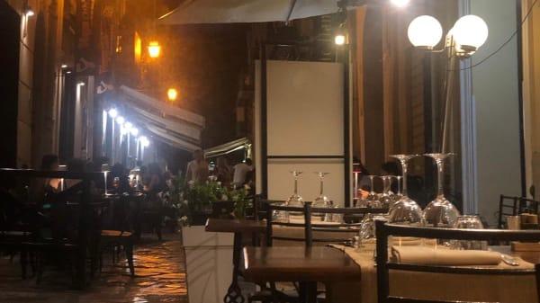 Da Bacco, Palermo