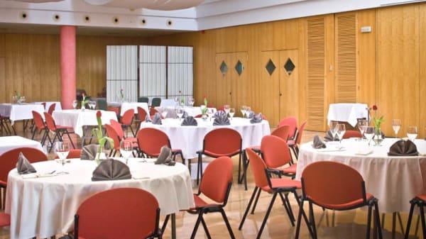 Vista sala - Malvasía - Escola d'Hoteleria de les Illes Balears, Palma de Mallorca