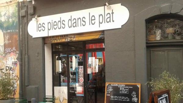 pieds dans le plat - Les Pieds dans le Plat, Marseille