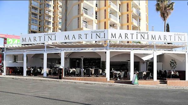 El restaurante - Martini IV, Playa De Los Cristianos