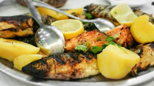 Sugestão do chef - Rio Coura, Lisboa