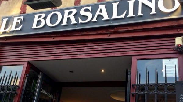 Entrée - Le Borsalino, Bayonne