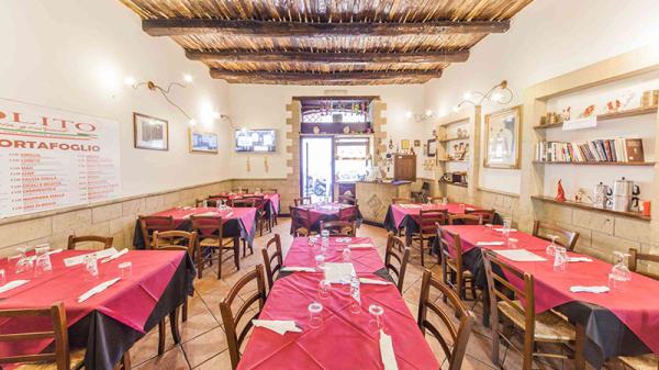 Lo stile - Insolito La pizzeria Gourmet, Naples