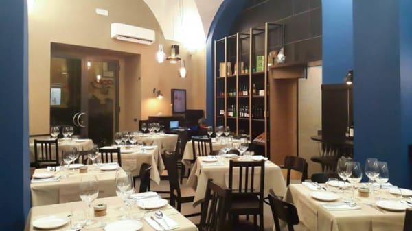 Sala del ristorante - Sale... 'mbriacu, Catania