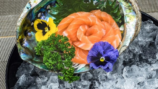 Sashimi Salmão - Supremo Sushi, Carcavelos