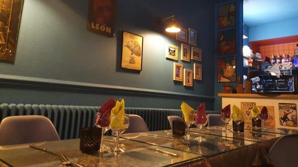 salle 1 - Tales Of Gourmet, Conflans-Sainte-Honorine