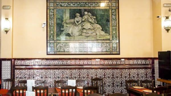 Vista sala - Sevilla Monumental, Sevilla