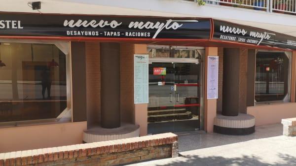 Entrada - Café Bar Nuevo Mayto, Granada