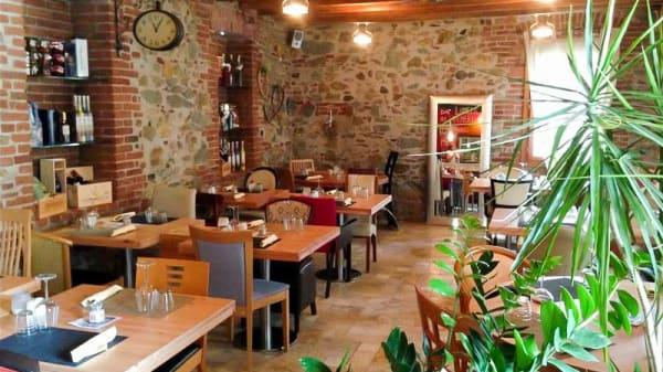 Vista sala - Osteria Ristorante Cuori, Marostica