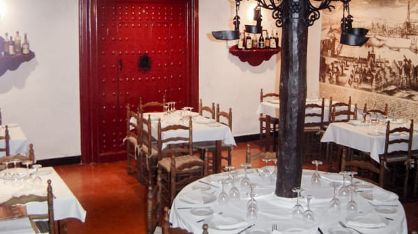 Vista interior - Casa Cuesta, Sevilla