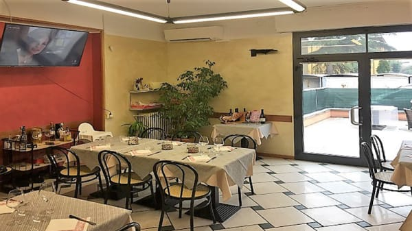 Vista della sala - Cucina Tipica  Bar Sport, Zola Predosa