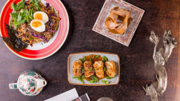 Restaurant Week Delivery - Grand Master Noodles, Curitiba