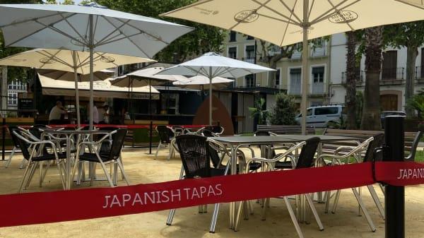 Japanish Tapas, Lucena