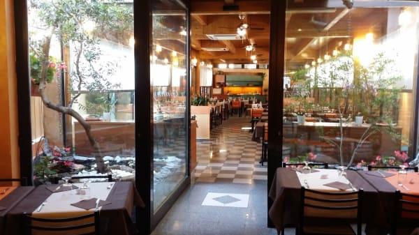Sala - Pizzart da Gimmy, Milan