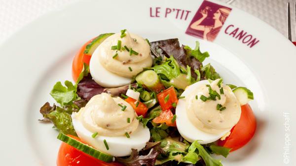 Suggestion du chef - Le P'tit Canon, Paris