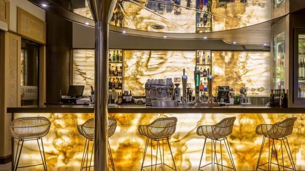 1 - Qubba Gastrobar by Hotel Saray, Granada
