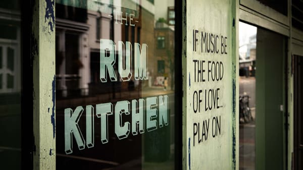 The Rum Kitchen Shoreditch, London