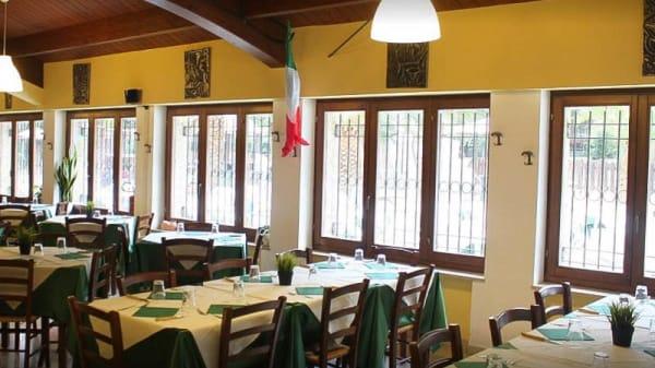 Vista sala - Pizzeria  Scuderia, Pescara
