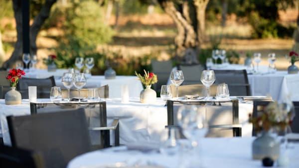 Terrace d'Été - L'Opale restaurant, Eygalières