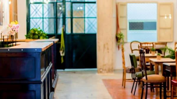 Vista de la sala - Valentina Caffè & Bistró, Valencia