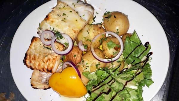 Suggestion de plat - La Quille, Pau