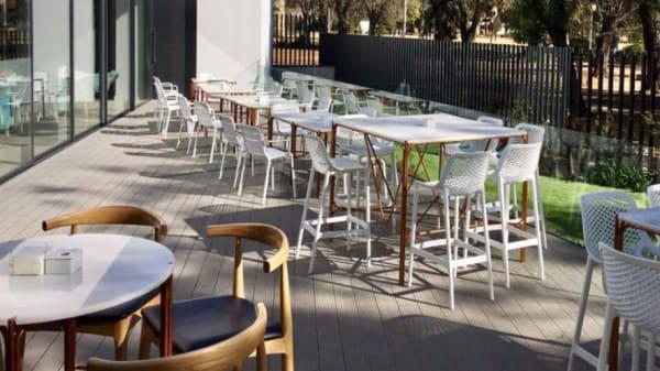 Hontoria Garden Bar, Jerez De La Frontera