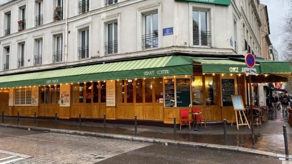 Terrasse - Chez JJ, Paris