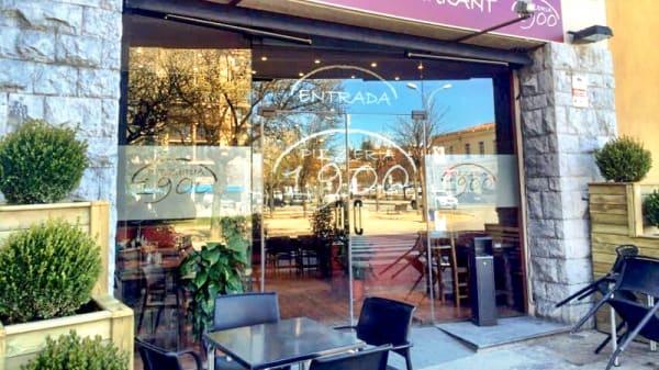 Entrada - Pizzeria 1900 Vic, Vic