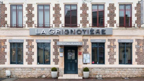 Façade - La Grignotière, Raismes
