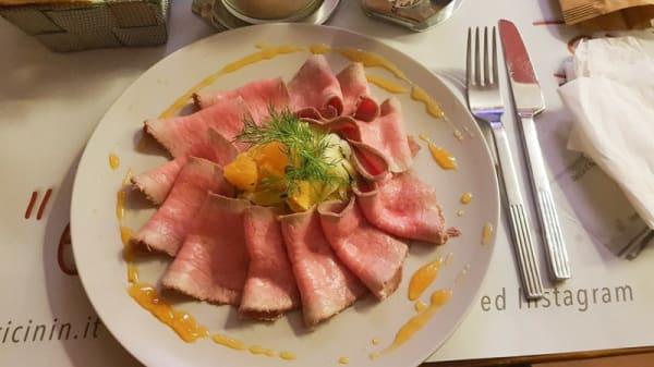 Suggerimento dello chef - El Cicinin, Milano