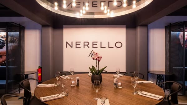 Het restaurant - Nerello, Rotterdam
