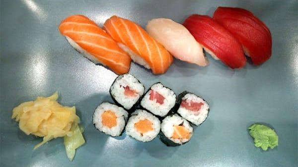 Suggestion du chef - Isaakaya, Paris