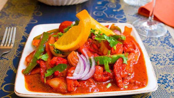 Kockens förslag - Curry Nam Nam Ängelholm, Ängelholm