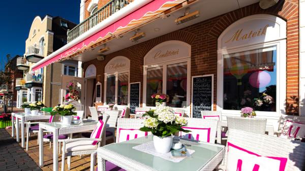Café Mateika, Sylt