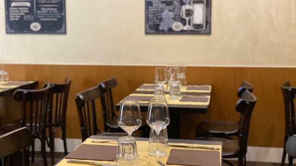 Interno - Fermento caffe' bistrot, Rome