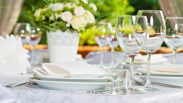 allestimenti matrimonio - Ristorante Acli, Cerveteri