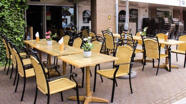 Terras - Restaurant Anak Blitar, Hoofddorp