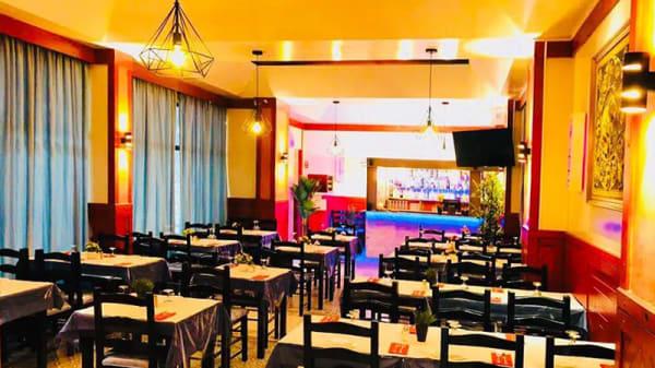 Sala - Charminar Indian Tandoori Restaurant, Portimão