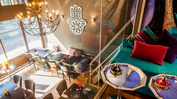 Restaurant MOZO - Restaurant MOZO, Ámsterdam