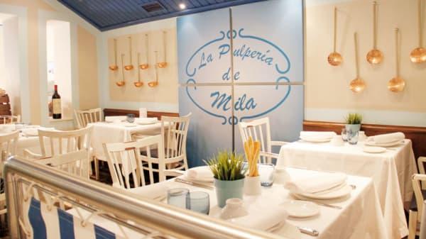 decoración - La Pulpería de Mila, Madrid