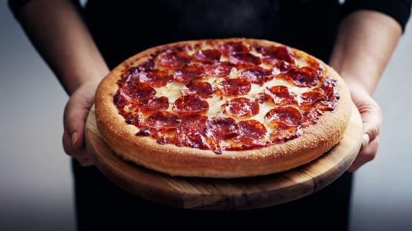 Kockens förslag - Pizza Hut - Hötorget, Stockholm