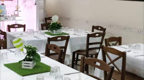 Vista sala - Pascarli Trattoria e Pizzeria, Gragnano