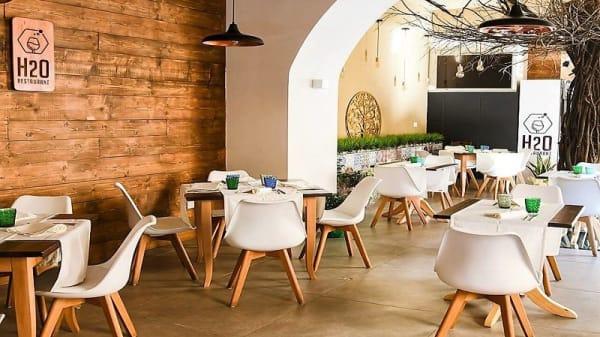 Sala - H2O ristorante & vineria, Aversa