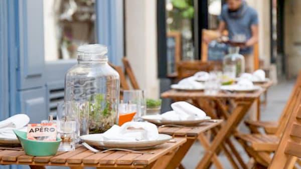 Extérieur - Inoveat - Restaurant aux insectes, Paris