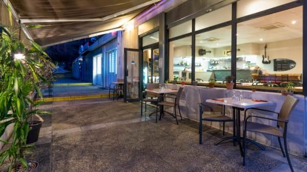 Terrasse - Restaurant du Roy d'Espagne, Marseille