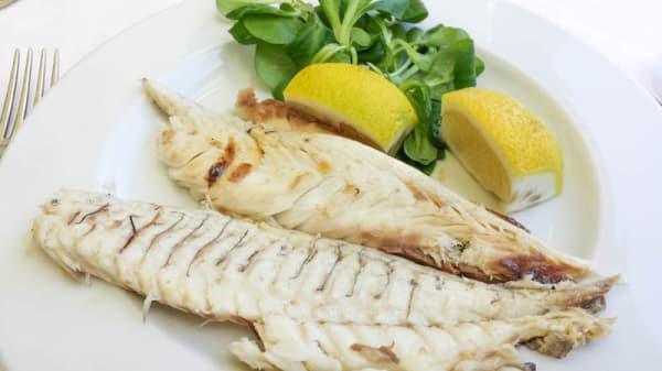 suggerimento dello chef - Ristorante della Baia, Portovenere
