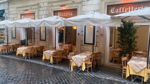 Ristorante Pizzeria Pummarola&Drink, Rome